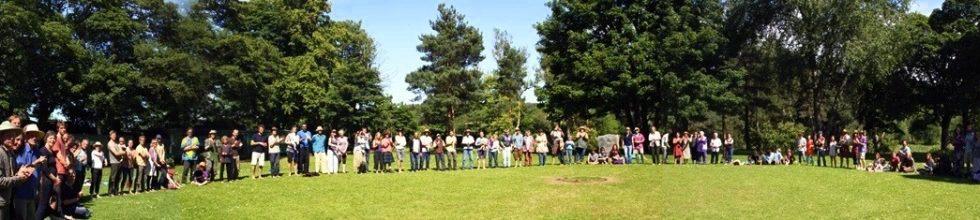 AoM village circle
