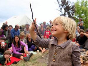 Child's play village green